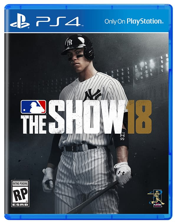 MLB The Show 18 Coming In March, Aaron Judge Gets The Cover