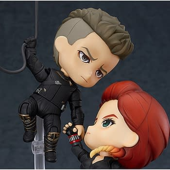 Black Widow Prepares for the Endgame With Good Smile Nendoroid