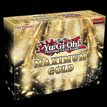 Konami Will Release Maximum Gold For Yu-Gi-Oh! TCG In October