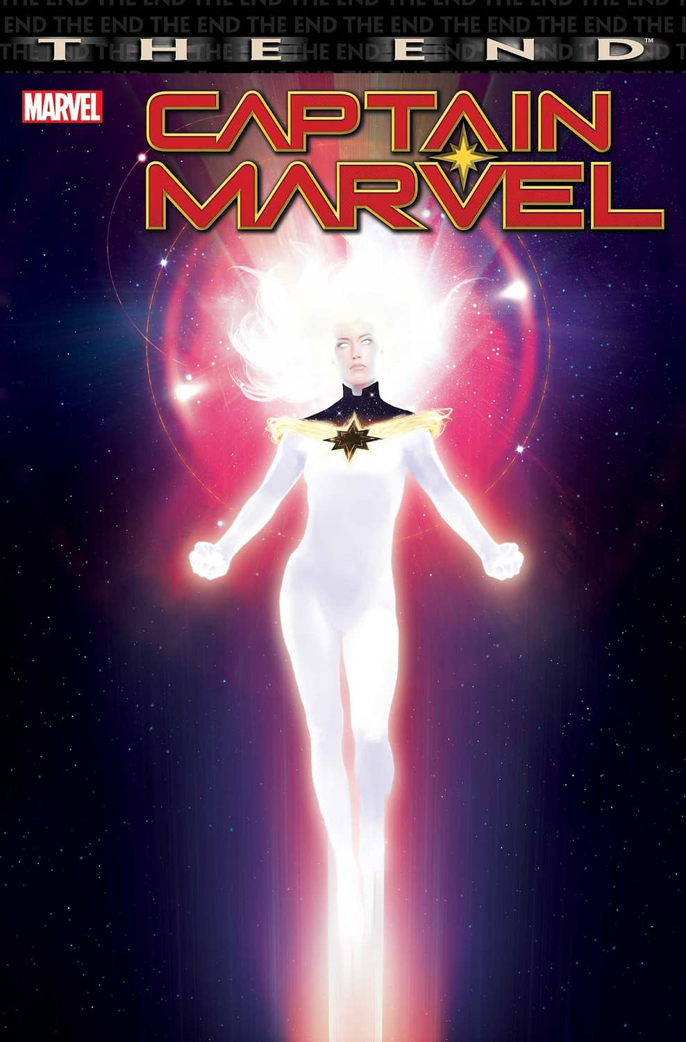 Mavel Comics Full January 2020 Solicitations