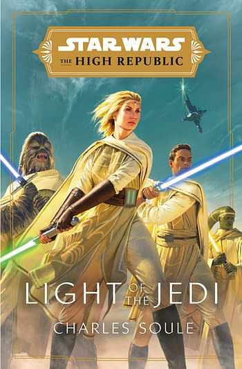 The High Republic: Light of the Jedi by Charles Soule.