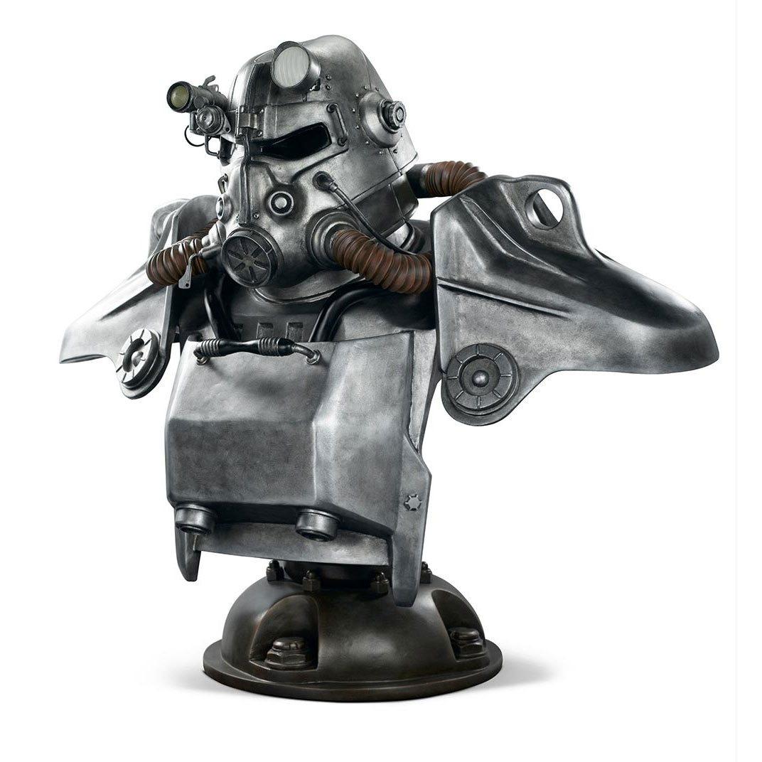 Buste de Fallout T-45 Power Armor de Gaming Heads