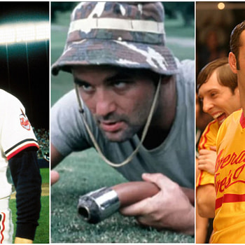 """""""Major League"""" """"Caddyshack"""" """"Dodgeball"""": Comedies to Help Deal With Loss of Sports"""