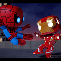 Marvels Spider-Man Funko Pop Ant-Man Wasp And Agent Carter In Marvel Animation News