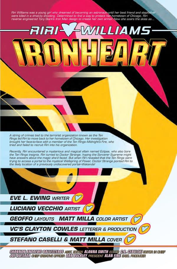 Ironheart #9