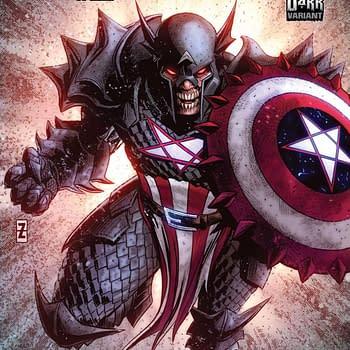 Marvel Comics Cancels Living Vampire, Dark Marvel and Sneaker Variants