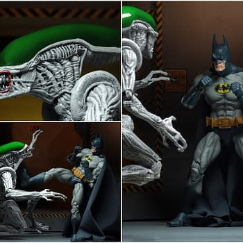 Joker Xenomorph Becomes a NYCC 2019 Exclusive from NECA