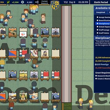 Academia School Simulator Screenshots-4