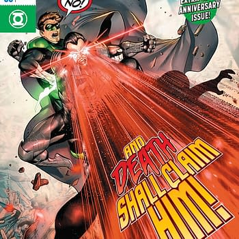Hal Jordan and the Green Lantern Corps #50 Review: Going Out on Top