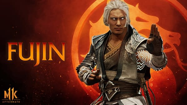 Fujin returns to Mortal Kombat, but will he be effective now? Courtesy of NetherRealm Studios.