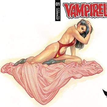 Vampirella #1 Will Be Most Successful Vampirella Comic of Modern Era