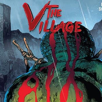 The Village cover by Gaurav Shrivastav and Prasad Patnaik