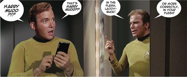 Star Trek New Visions #4