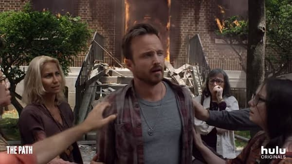 The Path Season 3 Trailer: Aaron Paul Looks to Elevate the Movement