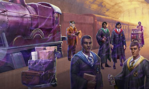 """""""Harry Potter: Wizard Unite"""" Launching """"Back To Hogwarts"""" Event"""