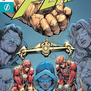The Flash #48 Review: Wants You to Know it Has Emotions and Its Right This Time