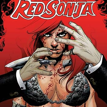 Writers Commentary &#8211 Amy Chu Talks Red Sonja #4