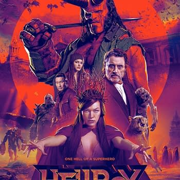 Hellboy 4DX Screenings Will Feature Gory and Intense Experience to Distract You