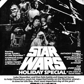 The Star Wars Holiday Special Has Such Sights to Show You