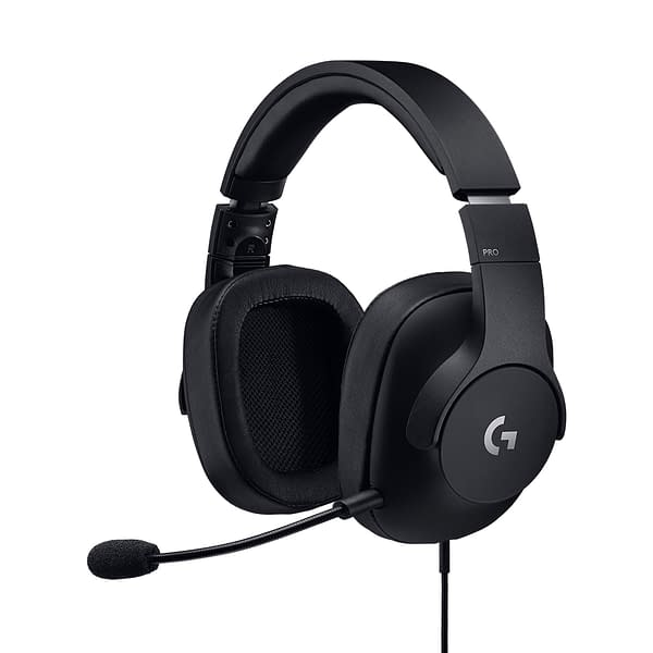 Hearing What Sponsored Pros Hear: We Review Logitech's G PRO Gaming Headset