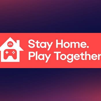 Electronic Arts Stay Home Play Together