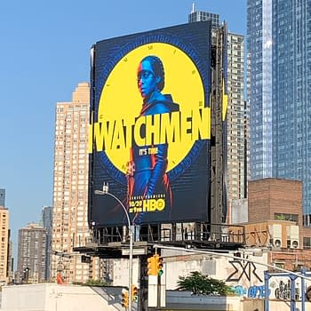 In The Shadow of HBOs Watchmen &#8211 Our First Peek From the NYCC Showfloor