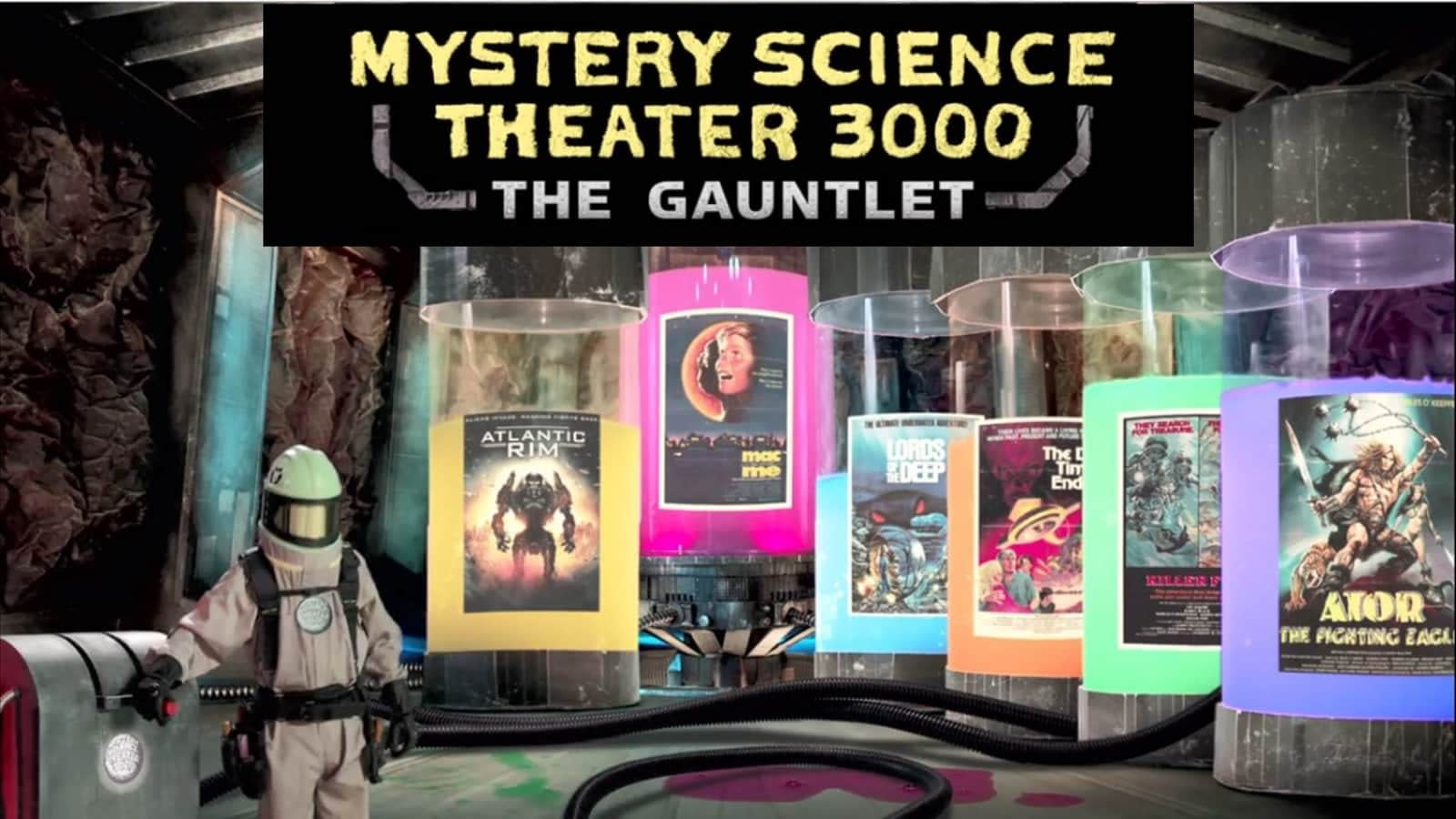 "Mystery Science Theater 3000 'The Gauntlet"": A Cheesy Marathon of Mayhem (REVIEW)"