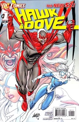 Tuesday Comics Reviews: Stormwatch, Batgirl, Batwing, Animal Man, Detective Comics, Action Comics, Men Of War, Swamp Thing, JLI, Green Arrow, OMAC, Hawk & Dove, Static Shock
