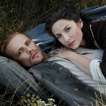 Outlander: Diana Gabaldon No Fan Of Better to Marry Than Burn Scene