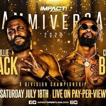 Chris Bey vs. Willie Mack Heath &#038 Rhino Reunite: Impact Slammiversary