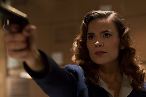 Hayley Atwell On What it Would Take for Her to Play Peggy Carter Again