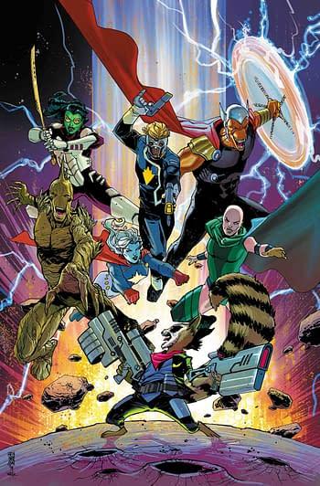 Speculators Corner: Batgirl #37 of Guardians Of The Galaxy #7?