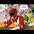 A Comic Show: DC Should Rip Off Booms Mighty Morphin Power Rangers Launch