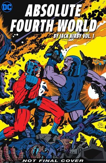 New DC Comics Omnibuses For 2020
