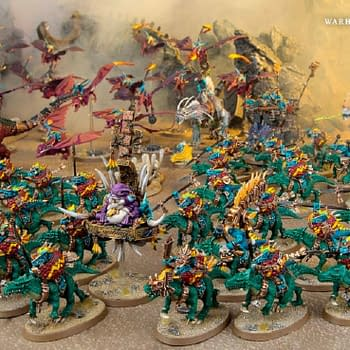 "Games Workshop Teases New Preorders for ""Age of Sigmar"""