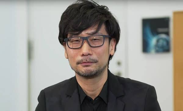 Hideo Kojima Reveals He's Working On The Next Project