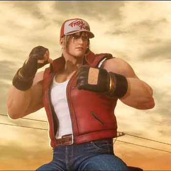 Terry Bogard Joins the Roster of Fighting EX Layer