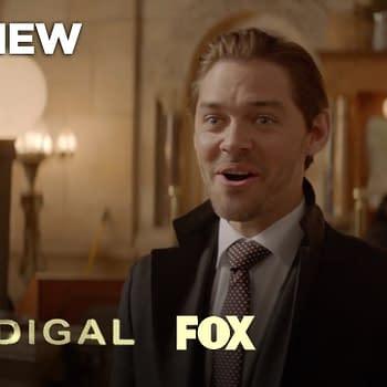 Tom Payne stars in Prodigal Son, courtesy of FOX.