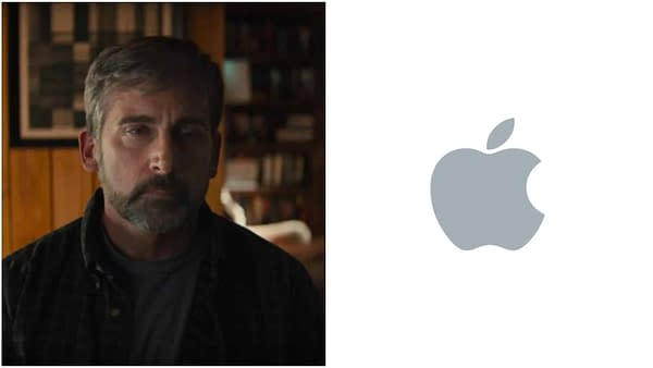 steve carell apple series witherspoon aniston
