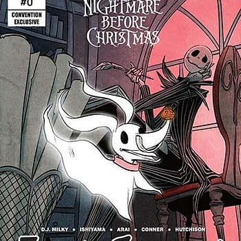 TokyoPop Brings The Nightmare Before Christmas Exclusives to San Diego Comic-Con 2019