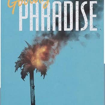 Goodnight Paradise by Joshua Dysart, Alberto Ponticelli, Giulia Brusco and Steve Wands.