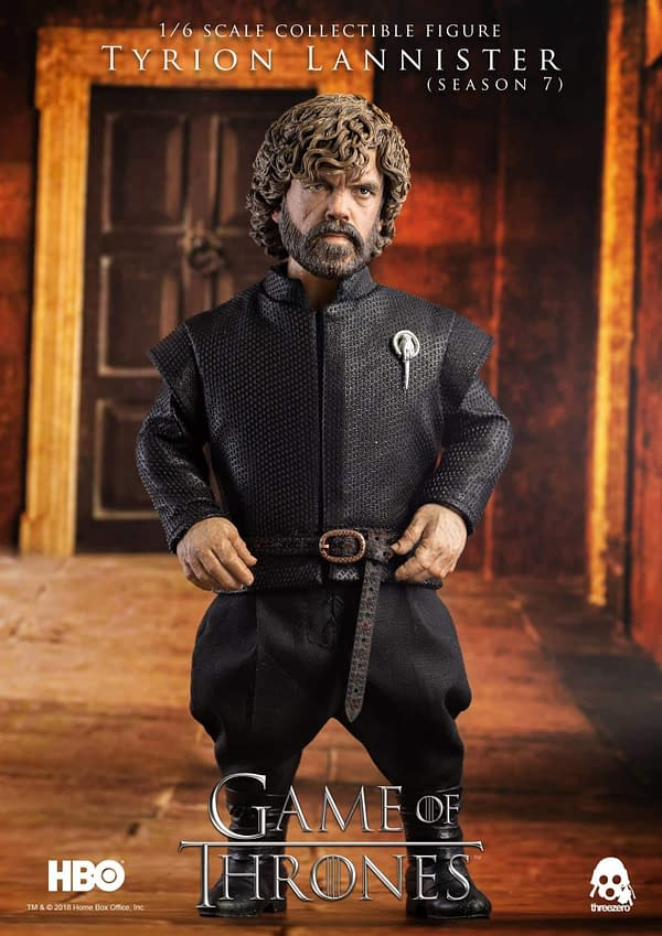 Game of Thrones Treezero Tyrion Lannister 8