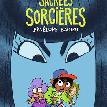 Roald Dahls First Graphic Novel Adaptation &#8211 The Witches by Pénélope Bagieu from Scholastic Graphix