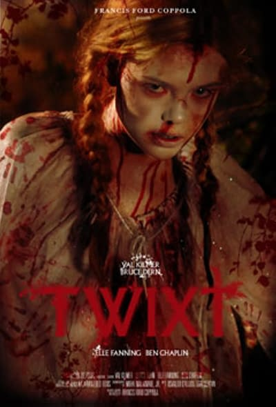 Trailer For Francis Ford Coppola's Deranged Novelty, Twixt, Possesses Values The Film Apparently Won't