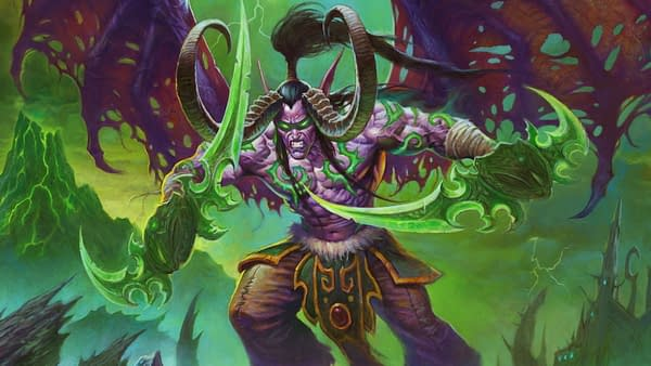 """""""Hearthstone"""" Reveals First Expansion """"Ashes of Outland"""""""