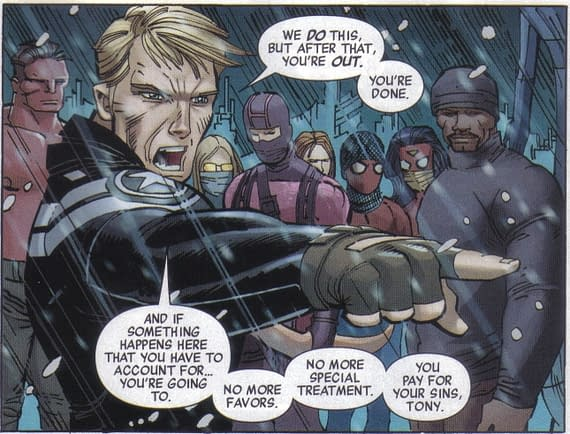 Wednesday Comics Reviews: Avengers #9 and New Avengers #8