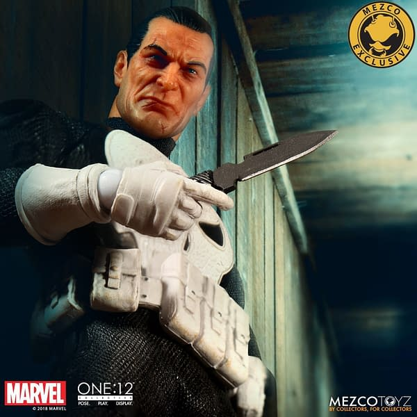 One 12 Collective Punisher Special Ops SDCC Exclusive 12