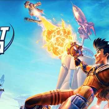 Nexon America Announces 3v3 Shooter Rocket Arena