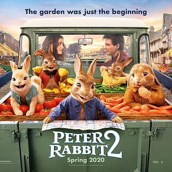 """Peter Rabbit 2"": Sony Pushes Film to August from Coronavirus Concerns"