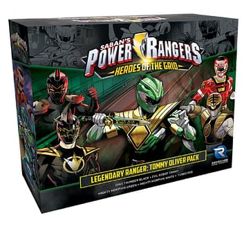 Power Rangers: Heroes of the Grid Getting New Renegade Releases